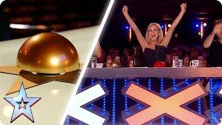 Download Amanda Holden's BEST GOLDEN BUZZERS | Britain's Got Talent Video