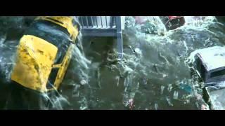 Download [HD] Hereafter (2010) - Realistic Tsunami Scene Video