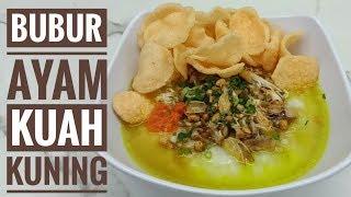 Download RESEP BUBUR AYAM KUAH KUNING Video