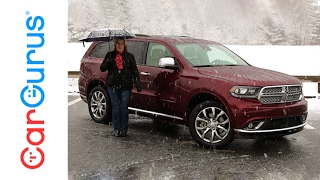 Download 2017 Dodge Durango | CarGurus Test Drive Review Video