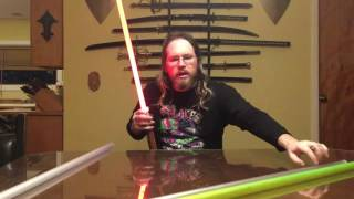 Download Who Makes the Best Lightsaber Blade Video