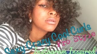 Download Natural Hair: Perfect Curly Afro Tutorial Video