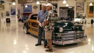 Download 1948 Chrysler Town & Country Convertible - Jay Leno's Garage Video