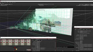 Download 3D Matte Painting in Nuke-3D Projection-Camera Setting In Nuke~Matte Painting Psd File Is Available. Video