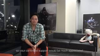 Download FFXV 1 Year Anniversary - Message from Director Tabata-san Video
