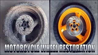 Download Severely Neglected Wheel Restoration Video