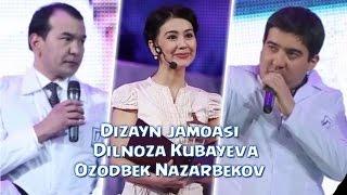 Download Dizayn jamoasi - Dilnoza Kubayeva va Ozodbek Nazarbekov   Дизайн жамоаси - Дилноза ва Озодбек Video