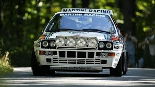 Download **** Rallye Tour de Corse 1989 Lancia HF Intégral / 309 GTI groupe A **** Video