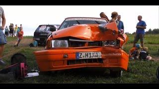 Download 13. ADMV Rallye Grünhain 2016   CRASHS & ACTION by maxrallye Video
