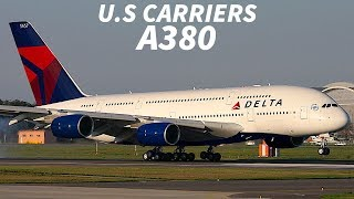 Download Why Don't U.S CARRIERS ORDER the A380? Video