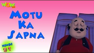 Download Motu Patlu Cartoons In Hindi | Animated Series | Motu Patlu Ka Sapna | Wow Kidz Video