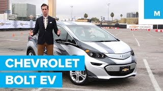Download Chevrolet Bolt EV is the Future Car for Everyone   Mashable CES 2016 Video