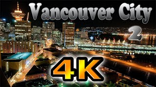 Download Vancouver City 2 Time Lapse in 4K Ultra HD Video