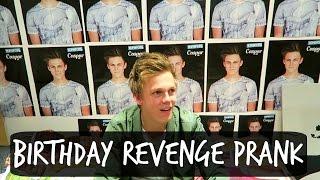 Download BIRTHDAY REVENGE PRANK ON ROOMMATE Video