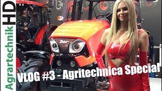 Download AGRITECHNICA 2017 | Die Messe Exoten | VLOG #3 | Traktoren von Hattat, McCormick, Landini, Versatile Video