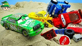 Download Disney Cars McQueen Lego Block. Color learning video. Play block toys. Video