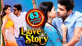 Download LOVE STORY (2017) South Indian Hindi Dubbed Romantic Action Movies | Aditya Video