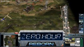 Download Zero Hour Reborn Mod! - Command and Conquer Generals: Zero Hour Video