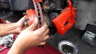 Download Front Brake Pads, Rotors & Caliper Replacement: Toyota / Lexus Video