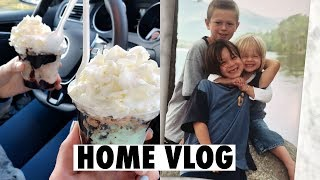 Download VLOG: GOING HOME, A FEW MINI HAULS, SEEING MY BROTHER! Video