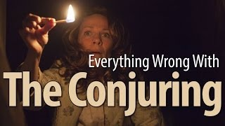 Download Everything Wrong With The Conjuring In 7 Minutes Or Less Video
