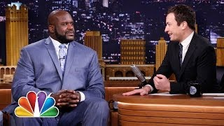 Download Shaquille O'Neal Wears Enormous Suits Video