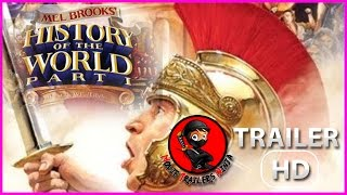Download History of the World Part 1 Official Trailer HD - Mel Brooks (1981) Video