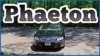 Download Regular Car Reviews: 2004 Volkswagen Phaeton V8 Video