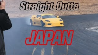 Download Straight Outta Japan | DRIFTING Video