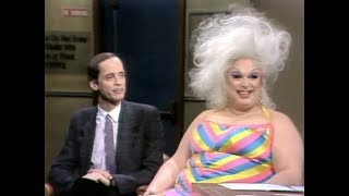 Download John Waters (& Divine) on Late Night, Part 1 of 3: 1982 Video