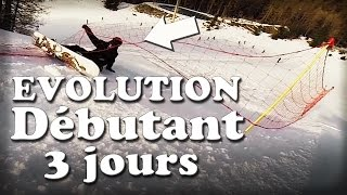 Download Snowboard - Evolution sur 3 jours Video