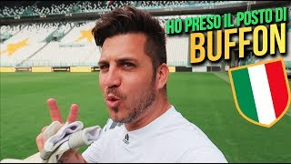 Download HO PRESO IL POSTO DI BUFFON! IN CAMPO DENTRO ALLO JUVENTUS STADIUM - w/IlluminatiCrew Video