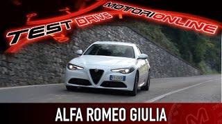 Download Alfa Romeo Giulia 2.2 Diesel 180 CV | Test drive, pregi e difetti Video