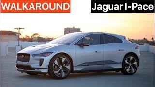 Download Jaguar I-Pace WALKAROUND Video