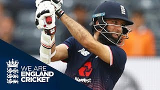 Download Ali Hits 2nd Fastest England ODI Hundred - Highlights: England v West Indies 3rd ODI 2017 Video