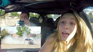 Download TEACHING MY GIRLFRIEND HOW TO DRIFT!!! Video