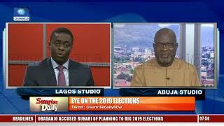 Download Debate: PDP Justifies Atiku's Absence, Slams Buhari For Non-attendance Pt.2 Video