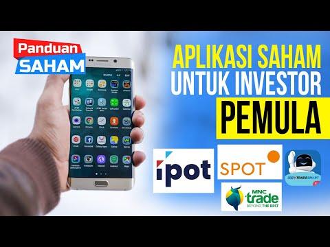 Ini Aplikasi Saham untuk Investor Pemula, Setoran Awal Murah-Meriah! - PANDUAN SAHAM