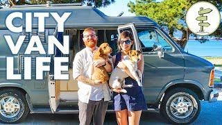 Download Van Life - Couple Saves $18,000 a Year by Living in a Camper Van Video
