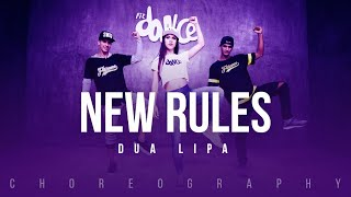 Download New Rules - Dua Lipa | FitDance Life (Choreography) Dance Video Video