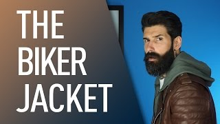 Download Guide to the Biker Jacket | Carlos Costa Video