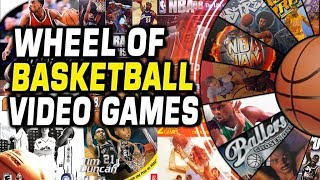 Download WHEEL OF NBA VIDEO GAMES! Video