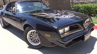 Download 1977 Pontiac Trans Am LS3 Corvette power Video