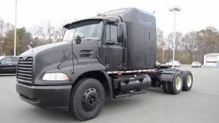 Download 2003 Mack Vision Start Up, Exhaust, and In Depth Tour Video