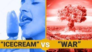 Download ICE CREAM VS WAR - Google Trends Show Video