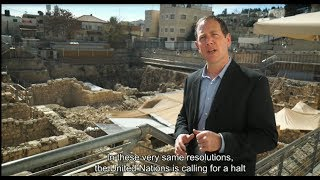 Download City of David denouncing UNESCO's claims Video