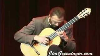 Download Classical/guitar, Jim Greeninger, Recuerdos de la Alhambra Video