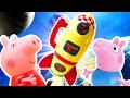 Download Peppa sucht nach einem kosmischen Schatz – Lehrreiches Video mit Spielsachen Video