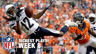 Download Best Plays of Week 8 | Good Morning Football | NFL Network Video