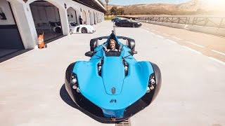 Download THE BEST RACE TRACK IN THE WORLD? (ASCARI) | VLOG 116 Video
